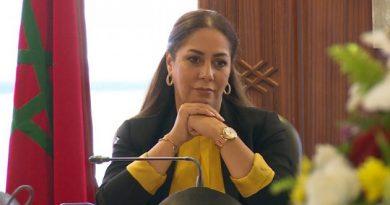 السنغال..الأخت بوشارب تجري سلسلة محادثات على هامش معرض دكار للإسكان