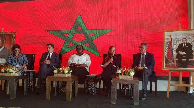 الأخت بوشارب تستعرض بأبيدجان حصيلة المنجزات المغربية في التدبير الحضري على صعيد القارة الإفريقية