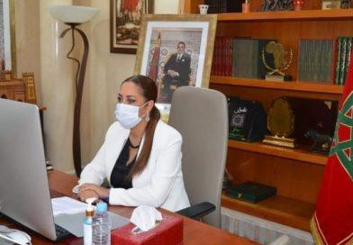 الأخت بوشارب: قطاع الإسكان في صلب الاهتمامات الوطنية والقارية